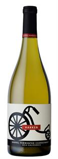 Harken Chardonnay Barrel Fermented 2015 750ml